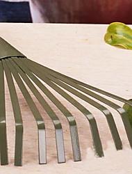 9 чистка зубов травы Грабли инструмент лопатой сад