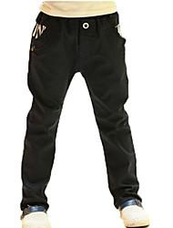 Boy's Linen Pants,Summer / Spring Sleeveless