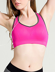 Full Coverage Bras,Double Strap / Sports Bras Nylon