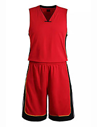 Sportswear Youth Basketball Uniform Custom Basketball Uniforms 100% Polyester