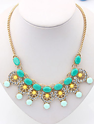 Cute / Party Alloy / Gemstone & Crystal Statement