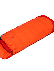 Sleeping Bag Rectangular Bag Single -10℃ Duck Down 1500g 220X85 Traveling KEEP WARM Jungleking
