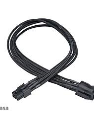 Akasa cable de alimentación de extensión flexa v6 - alimentación de 6 pines interno (m) - el poder interno de 6 pines (f) - 40 cm