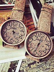 Women'S Watches,  Graining wood ,Students watch,Girl Watches, Ladies Watches, Analog Quartz Watches