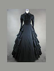 venta superior del vestido lolita gótica vestido de belleza victoriana vintage