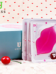 Lip Balm Wet Cloth Coloured gloss / Moisture Pink 30pcs UKISS