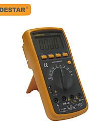 lodestar ld9817b alcance auto multímetros digitais com capacitância