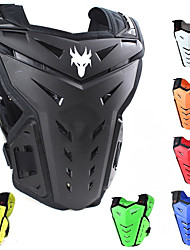 Motorcycle Protective Armor Enhanced Thickening Body Armor Motocross Chest Protector Vest Jacket Cycling Protection Gear