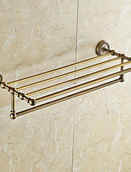 Brass Towel Bar , Antique Antique Copper Wall Mounted