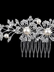 les nouveaux peignes mis en plat les cheveux tarière perle alliage de mariée bijoux vente