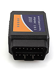 varredor wireless obd2 leitor OBD II diagnóstico para ipod iphone android