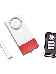 ks-sf18r vibration + sonnette fenêtres alarme sonore et lumineuse