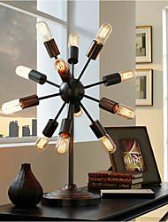 Lampes de bureau - Rustique/Campagnard - Métal - Arc