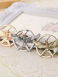 European And American Movie Hunger Games 3 Ridicule Bird Brooch Hot Selling Wholesale