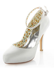 Women's Wedding Shoes Heels Heels Wedding / Party & Evening / Dress Ivory