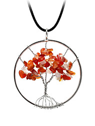 Necklace Non Stone Pendant Necklaces Jewelry Halloween / Wedding / Party / Daily / CasualFashion / Bohemia Style / Personality /