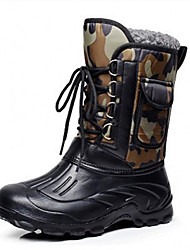 New Men's Outdoor Waterproof Snow Boots Fishing Shoes Hunting Shoes