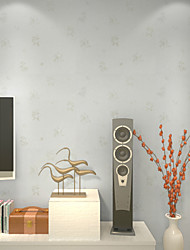 Contemporary Wallpaper Art Deco 3D European Flower Wallpaper Wall Covering PVC/Vinyl Fabric Wall Art