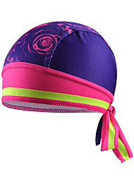 Cycling Cap Bandana/Hats/Headsweats / Bandana BikeBreathable / Quick Dry / Ultraviolet Resistant / Anti-Insect / Antistatic / Limits