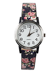 Foreign Trade Fashion Floral Belt Watch Cool Watches Unique Watches