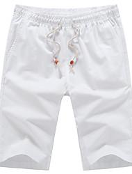 The summer men's Leisure Sports Shorts Size five pants youth men's summer beach pants pants tide.
