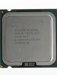 core intel 2 quad Q9400 2.66GHz lga processeur 775 cpu