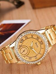 Women Men Fashionable Quartz Wrist Fashion Watch Alloy Band Cool Watches Unique Watches