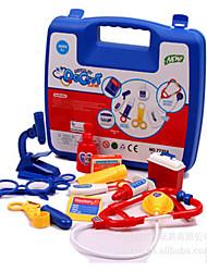 as casas das crianças médico medicina caixa de brinquedos kit da menina do menino crianças quebra-cabeça