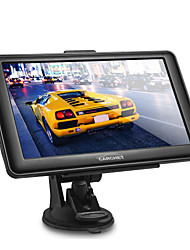 "Carchet Car 7"" Tft Hd Touch Screen Gps Navigation Mp3 Fm 128Mb 8Gb + Europe Map"