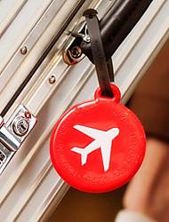 Targhetta per valigiaForContenitori da viaggio Plastica 13*8*1