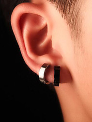 Hot Sell Titanium Steel Earring Ear Cuffs Daily / Casual 1pc