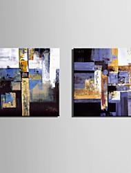 mini-pintura a óleo tamanho e-casa moderna da cor ciência pura da tração da mão pintura decorativa frameless