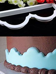 Decorating Lace Paste Mold Cutter Plunger DIY  Sugarcraft Cake Cookie Fondant