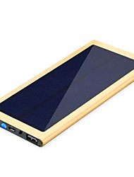 The Ultra-thin Solar Polymer Batteries Mobile Power Mobile Phone Universal Mumbo-jumbo Charging Treasure