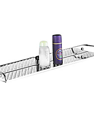 Полка для ванной Анодированное Крепление на стену 23*23*18cm Алюминий Современный