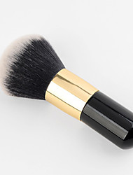 Oval Makeup Brush Cosmetic Foundation Cream Powder Blush Makeup Tool