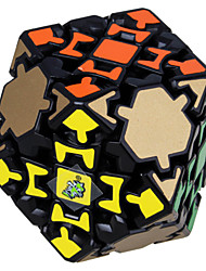 Lanlan Truncated Third-order 14 Dimensional Magic Cube Shaped Gear Black Edge