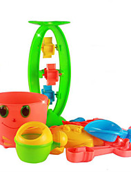 Plastic Above 3 Pretend Play for Puzzle Toy