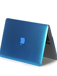 "fosco metal cor da tampa do caso de corpo inteiro para o MacBook Air 11 ""retina 13"" / 15 """