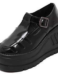 Women's Shoes Wedge Heel Wedges / Creepers Sandals Casual Black