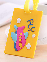 Travel Luggage Tag Luggage Accessory Silica Gel