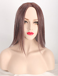 Popular European Lady 70cm Long Straight Ombre Synthetic Wig