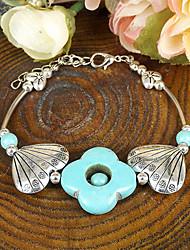 Bohemia Folk Style Retro Turquoise Bracelet