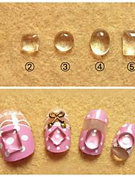 Mix designs 10pcs-Autre décorations-Doigt / Orteil- enAdorable-5mm to 8mm