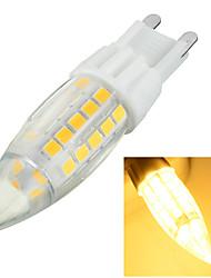 5W G9 LED Doppel-Pin Leuchten Eingebauter Retrofit 44 SMD 2835 300-400 lm Warmes Weiß / Kühles Weiß Dekorativ AC 220-240 V 1 Stück