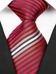 Gravata(Multicolorido,Poliéster)Listrado