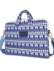 13.3,14.1,15.6 дюймов стиле слона ноутбук сумка с ремешком мешок руки для Macbook / Dell / HP / LENOVO ноутбук, и т.д.