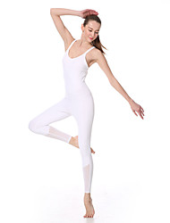 Yokaland Sexy slim Strap  One-Piece Yoga Dancing Coveralls