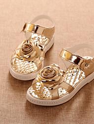 ДЕВУШКАРозовый / Золотистый) -Удобная обувь / Сандалии