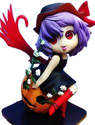 Проект Тоухоу Remilia Scarlet 12CM Аниме Фигурки Модель игрушки игрушки куклы